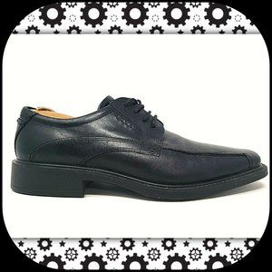 ECCO Leather Derby Shoes